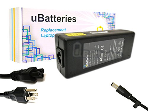 UBatteries Laptop AC Adapter Charger HP Pavilion dv7-6168nr - 19.5V, 120W