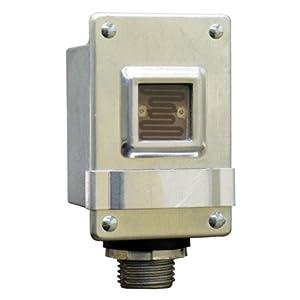TORK 2117 - Photo Control - 1/2 in. Conduit Mounting - Die Cast Aluminum Housing - SPST - 120 Volt