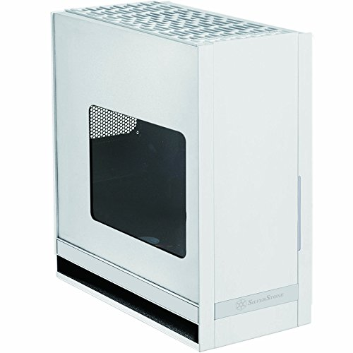 SilverStone SST-FT05S-W PC-Gehäuse silber