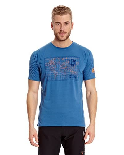 Buff T-Shirt Short Sleeve Kowal [Beige]