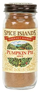 Spice Islands Pumkin Pie Spice, 2-Ounce (Pack of 3)