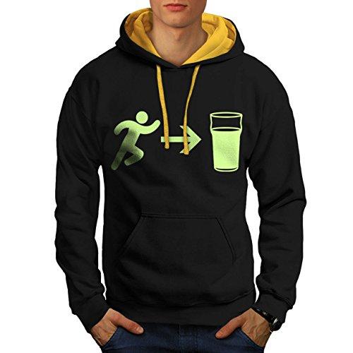 exit-beer-needs-me-men-new-l-contrast-hoodie-wellcoda