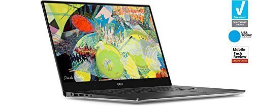 New Gaming Dell XPS 15 Touch 15.6″ 4K Ultra HD (3840 x 2160) 6th Gen Intel Skylake Core i7-6700HQ (up to 3.5 GHz) 521GB SSD, 32GB Ram Bluetooth 4.1 NVIDIA GeForce GTX 960M 2GB GDDR5 Windows 10 Home