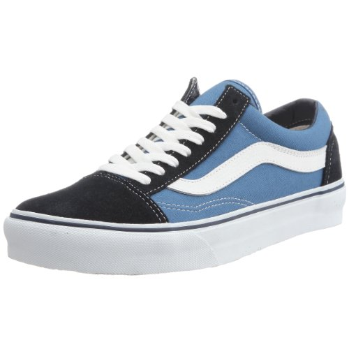 vans-u-old-skool-navy-zapatillas-de-cuero-unisex-color-azul-talla-41