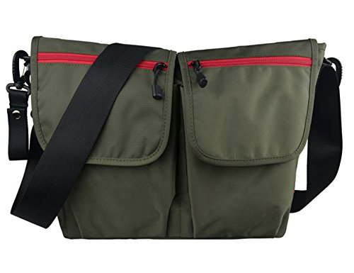 ecosusi-dual-purpose-messenger-bag-diaper-bag-for-dads-green