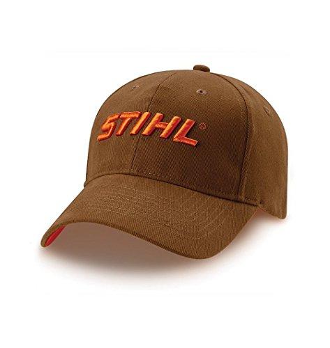 Men's STIHL Hat / Cap (Brown) - 8401692 (Stihl Cap compare prices)