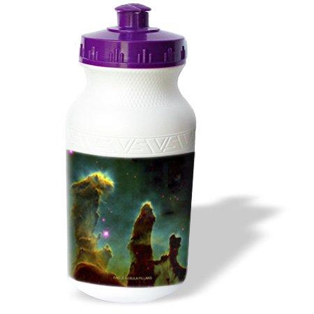 Wb_76796_1 Sandy Mertens Space Gallery - Galaxy And Nebula - Eagle Nebula Pillars - Water Bottles
