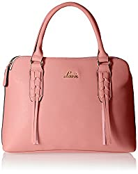 Lavie Gabriel 3C Med Dome Women's Handbag (Coral)