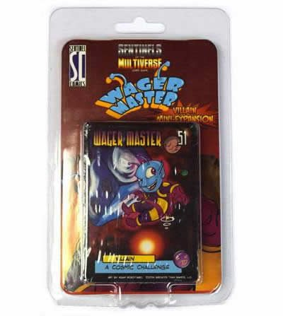 Sentinels of the Multiverse: WagerMaster WAGR - 1