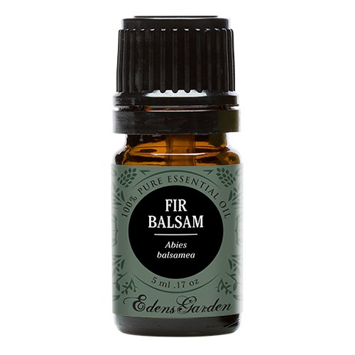 Fir Balsam 100% Pure Therapeutic Grade Essential Oil by Edens Garden- 5 ml