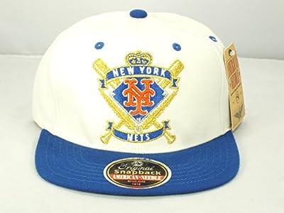 New York Mets Mlb original snapback cap by american needle (D19)