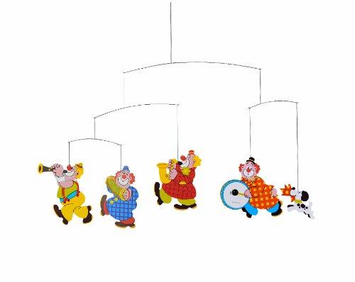 Flensted Mobiles Nursery Mobiles, Circus
