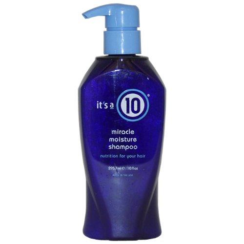 It's A 10 Miracle Moisture Shampoo, 10-Ounce Bottle