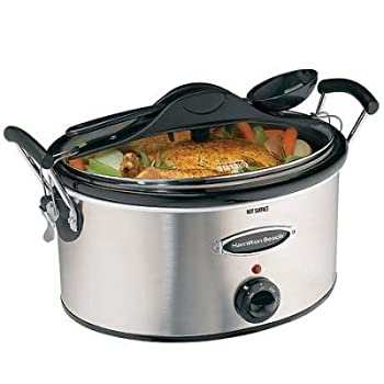 Hamilton Beach 6-quart Stay or Go slowcooker