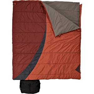 Kelty Eclipse 30° Double-Wide Sleeping Bag