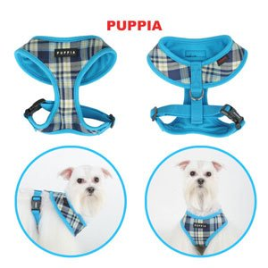 Puppia Soft Dog Harness Spring Pink Small (Puppia Superior Harness Small compare prices)