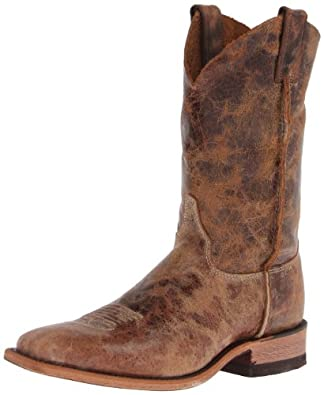 Buy Justin Boots Mens Bent Rail Boot by Justin Boots