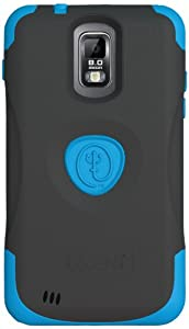 Trident Case AG-T989-BL AEGIS Case for Samsung Galaxy S II (SGH-T989) - 1 Pack - Retail Packaging - Blue
