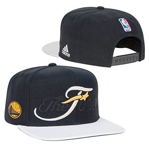 NBA Women's Sparkle Golden State Warriors Team Color Hat