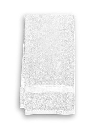 GUND Bear Essential Ringspun Bath Towel, Marshmallow, 24'' By 48'' - 1