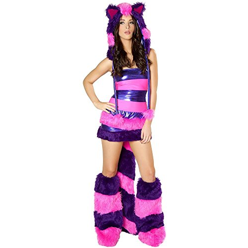 Cheshire Cat Corset and Skirt Costume