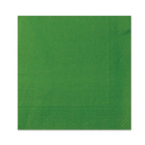 Meadow Green Luncheon Napkins (3-Ply)    (20/Pkg)