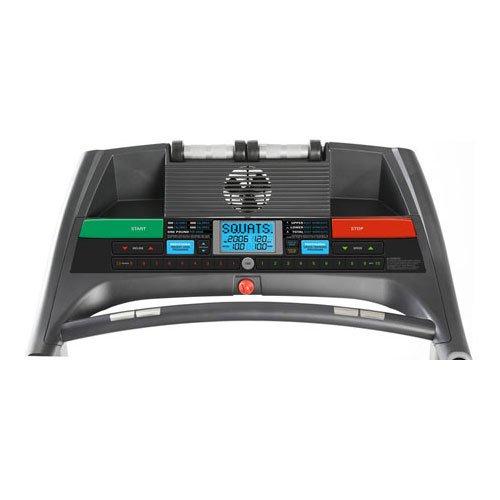 Livestrong Treadmill Rating: Treadmills Reviews: Proform 560 Crosstrainer Treadmill-Top