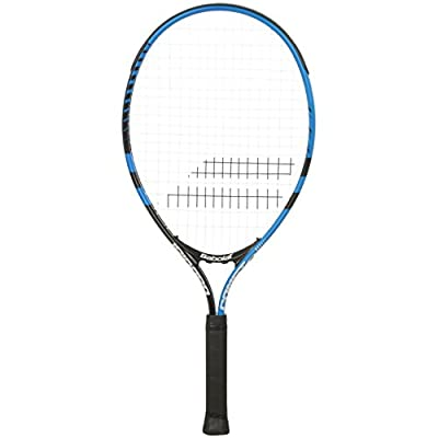 Babolat Comet 23 - Grip 000 Strung Tennis Racquet (Black, Blue, Weight - 250)