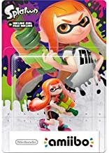 Amiibo 'Splatoon' - Splatoon Girl