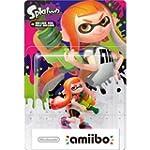 Nintendo - Figura Amiibo Splatoon Girl
