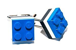 Lego Brick Bath Rugby Club Colours Cufflinks Cuff Links Set