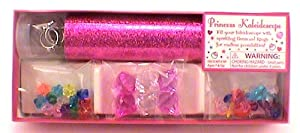 Princess Kaleidoscope Kit in Pink By Gemini. Made in the U.S.A. from Toysmith