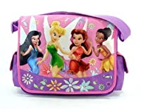 Disney's Fairies Messenger Bag - Tinkerbell Shoulder Bag by msgr-tink-kdj60649-15a-e72