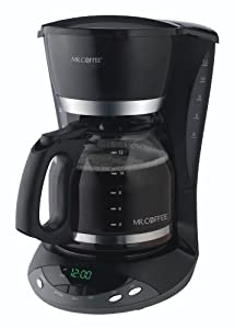 Mr. Coffee DWX 12-Cup Programmable Coffeemaker from Jarden Consumer Solutions