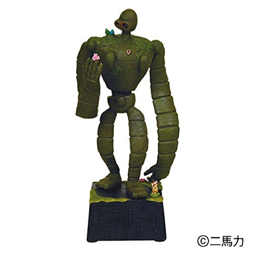 天空の城ラピュタ オルゴール ロボット兵君をのせて