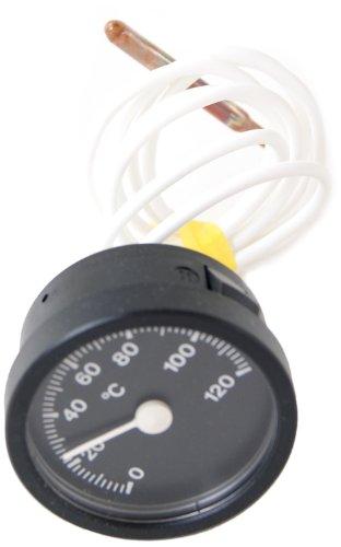101534 Thermometer VK /3 E, GP 120 unit, VIH 115/3