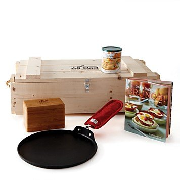 All-Clad Gift Crate with Griddle at Amazon.com