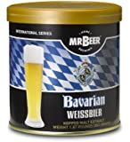 Mr. Beer Bavarian Weissbier Home Brewing Beer Refill Kit