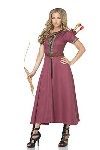 [Mystery House Medieval Huntress (Medium)] (The Huntress Arrow Costume)