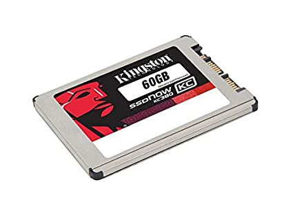 Kingston (SKC380S3/60G) 60 GB SSD Internal Hard Drive