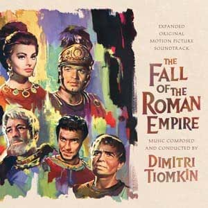 The Fall of the Roman Empire (Expanded) [Soundtrack]