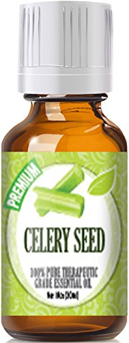 Celery Seed (30ml) 100% Pure, Best Therapeutic Grade Essential Oil - 30ml / 1 (oz) Ounces