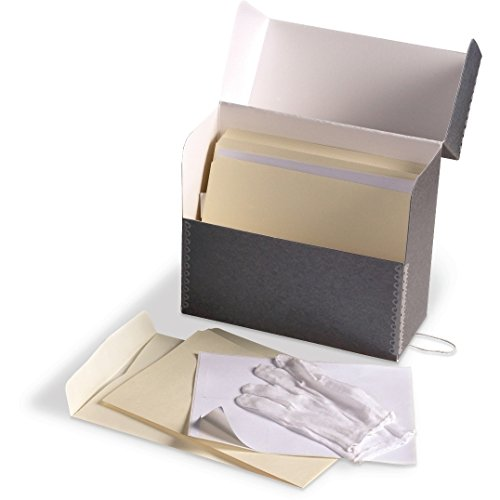 Gaylord Archival® Family Archives Document Preservation Kit Acid Free Folders