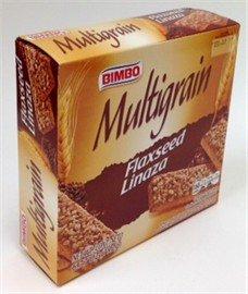 Amazon.com : Bimbo Multigrain With Flaxseed Bars : Gourmet Food