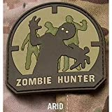 Mil-Spec Monkey Zombie Hunter PVC Patch - (Arid)