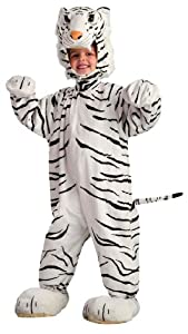 Deluxe White Tiger Costume - Child Small