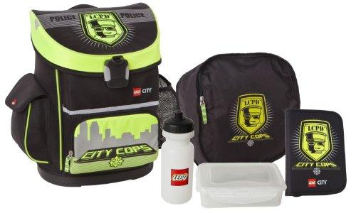 Lego 12072 - Active Schulranzen Set ''City Police'',