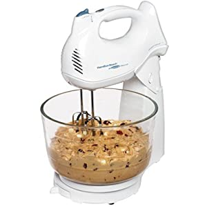 HB Deluxe Stand/Hand Mixer