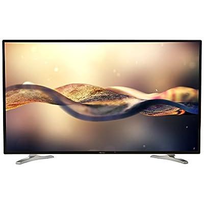 WORLDTECH WT-5018LED 50 inches Full HD Super Slim LED TV (Black)