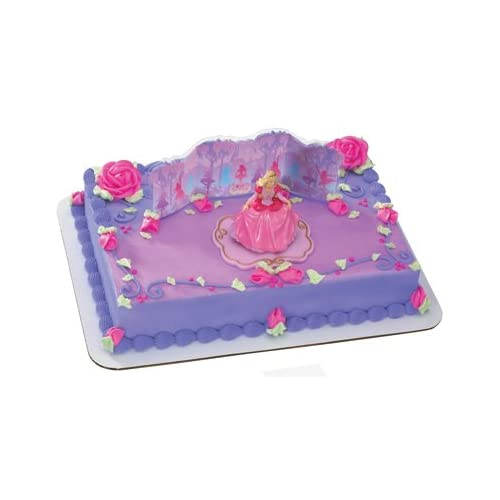 Amazon.com: Barbie Cake Topper- 12 Dancing Princess